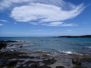 クジラの雲の写真素材 [FYI03207078]