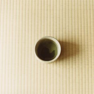 薄茶の俯瞰図の写真素材 [FYI03207462]