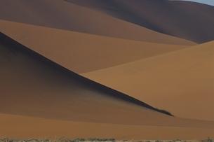 ナミビアの砂丘 夏の写真素材 [FYI03207647]