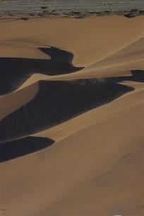 ナミビアの砂丘 夏の写真素材 [FYI03207651]