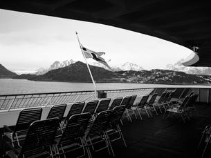 ノルウェー沿岸急行船の写真素材 [FYI03208006]