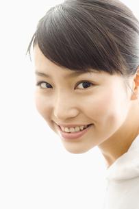 日本人20代女性の写真素材 [FYI03213203]