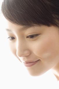 日本人20代女性の写真素材 [FYI03213205]