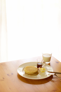 パンケーキの写真素材 [FYI03213403]