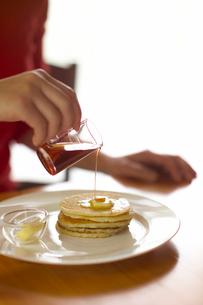 パンケーキの写真素材 [FYI03213415]