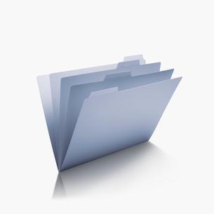 ファイルの写真素材 [FYI03213578]