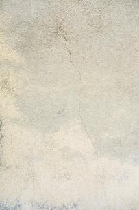 ひびの入った壁の写真素材 [FYI03213631]