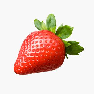 イチゴの写真素材 [FYI03213718]