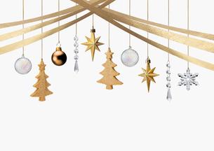 クリスマスオーナメントの写真素材 [FYI03213780]