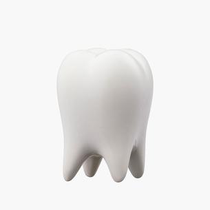歯のモチーフの写真素材 [FYI03213781]