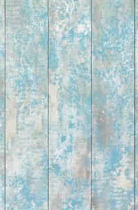塗装したアンティークな木の壁の写真素材 [FYI03213864]