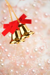 クリスマスベルの写真素材 [FYI03214511]
