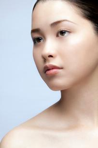 10代日本人女性のビューティーの写真素材 [FYI03214977]