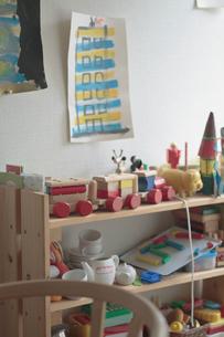 インテリア 子供部屋の写真素材 [FYI03215209]