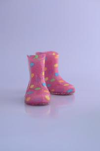 子供の長靴の写真素材 [FYI03215342]