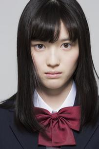日本人の女子高生の写真素材 [FYI03215498]