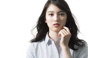 日本人ビジネスウーマンの写真素材 [FYI03215892]