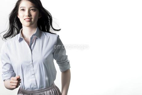 日本人ビジネスウーマンの写真素材 [FYI03215910]