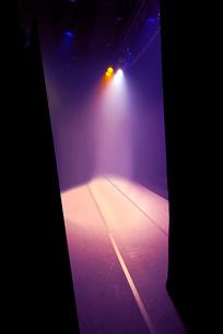 舞台袖の写真素材 [FYI03216122]