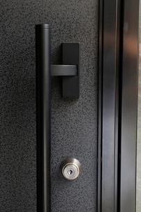 玄関の鍵の写真素材 [FYI03216225]