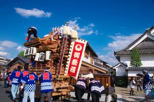 今井町の祭りの写真素材 [FYI03216304]