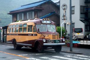 ボンネットバスの写真素材 [FYI03216384]