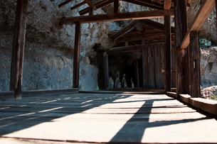 古羅漢の景の写真素材 [FYI03216425]