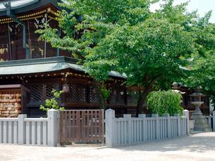 大阪天満宮の写真素材 [FYI03216676]