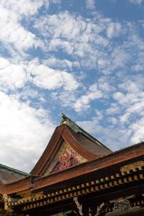 北野天満宮の写真素材 [FYI03216760]