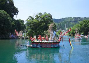 古座川の河内祭りの写真素材 [FYI03217030]