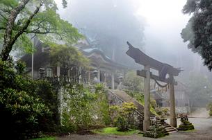玉置神社の写真素材 [FYI03217328]