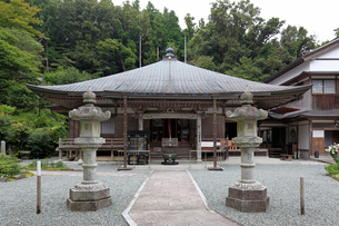 妙法山阿弥陀寺の写真素材 [FYI03217341]