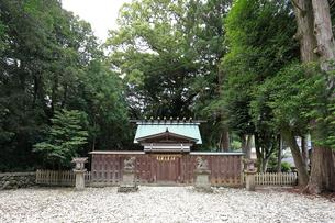 産田神社の写真素材 [FYI03217345]