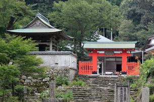 妙法山阿弥陀寺の写真素材 [FYI03217353]