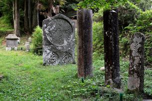丹生都比売神社の石造史跡の写真素材 [FYI03217356]