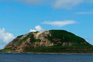 硫黄島擂鉢山の写真素材 [FYI03218029]