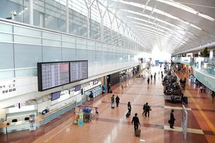 羽田空港の写真素材 [FYI03218987]