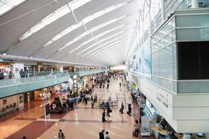 羽田空港の写真素材 [FYI03218989]
