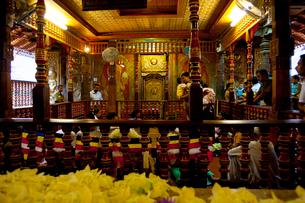 仏歯寺の写真素材 [FYI03219560]