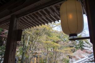 石山寺 本堂からの眺め の写真素材 [FYI03220428]