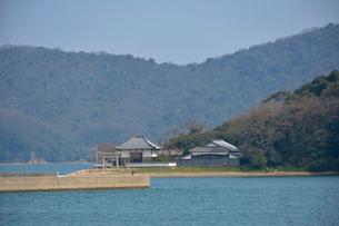 大避神社の生島御旅所の写真素材 [FYI03220475]