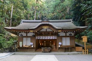 狭井神社(大神神社摂社)の写真素材 [FYI03220567]