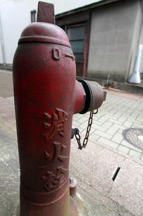 消火栓の写真素材 [FYI03220590]