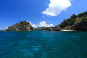蓬莱根海岸 ホウライネ 母島の写真素材 [FYI03220862]