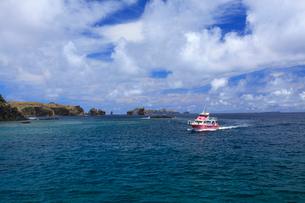 聟島 針の岩 海の写真素材 [FYI03221326]