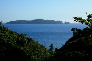向島 母島の写真素材 [FYI03221487]