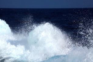 八丈島沖の写真素材 [FYI03221540]