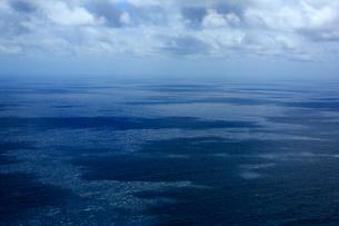 雲の影 母島の写真素材 [FYI03221841]