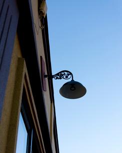 街灯の写真素材 [FYI03223540]