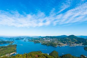 九十九島の写真素材 [FYI03224122]